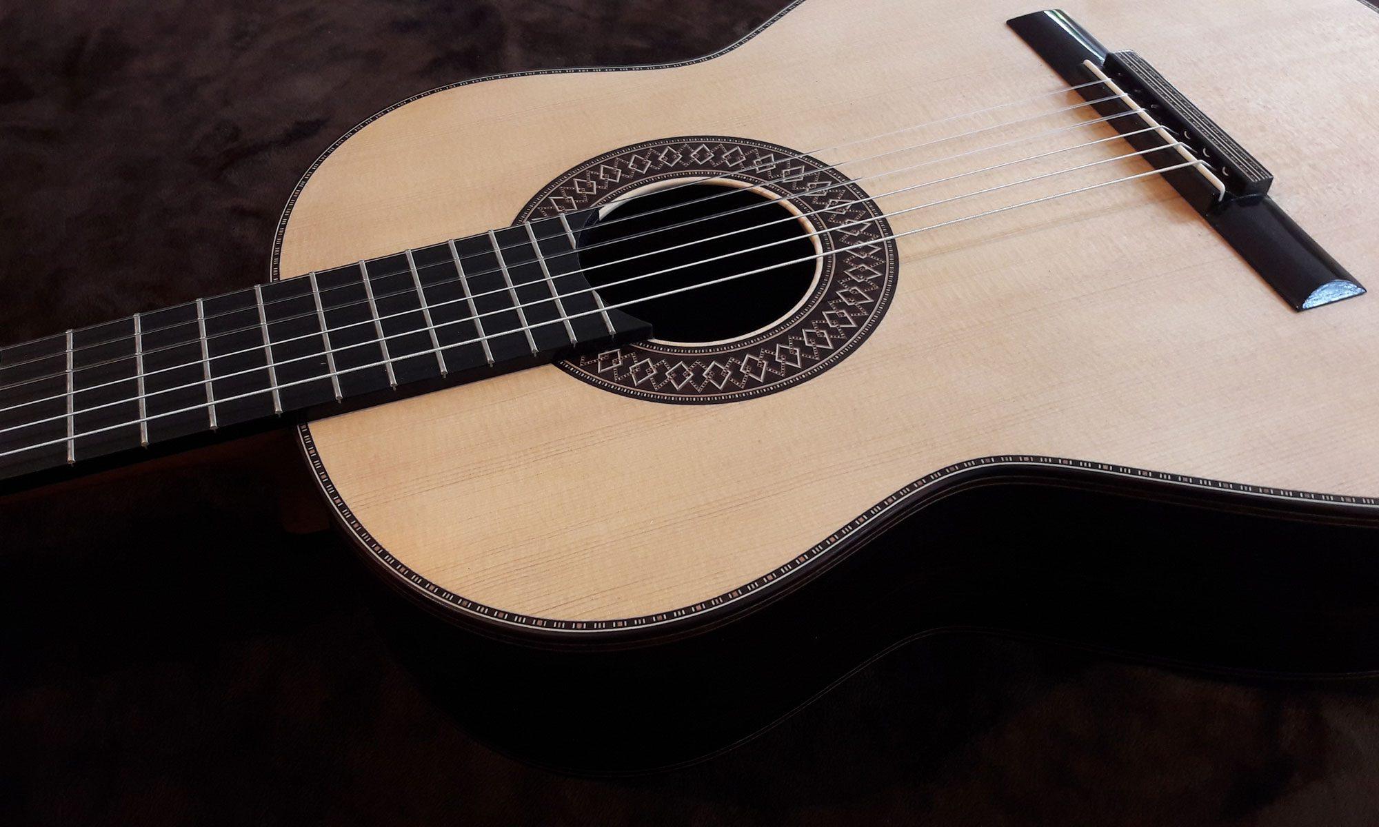 David Merrin Guitars